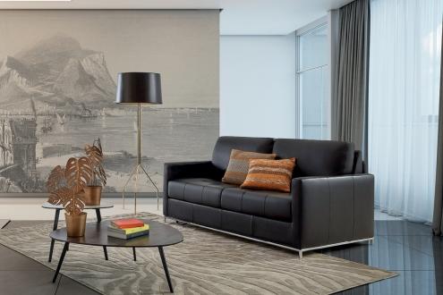 design de qualité a4ead 0f1ba Canapé Cuir | HomeSalons
